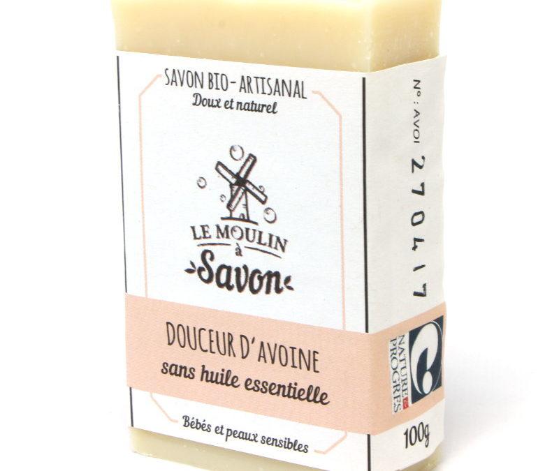 Douceur d'avoine (sans huiles essentielles)