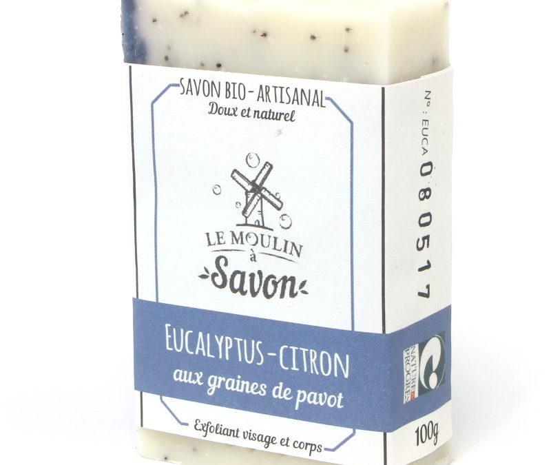 Eucalyptus-citron (exfoliant)