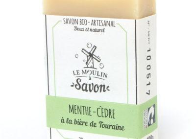 Menthe-cèdre à la bière de Touraine