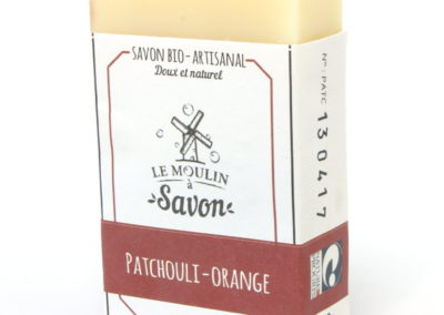 Patchouli-orange