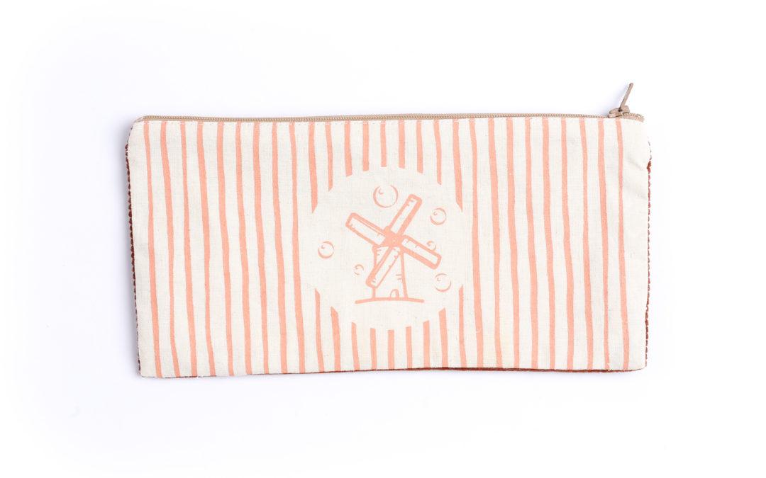 Pochette cadeau / Trousse de toilette