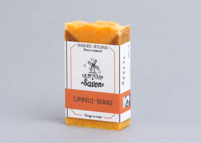 Cannelle-orange