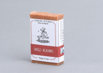 Sauge-agrumes