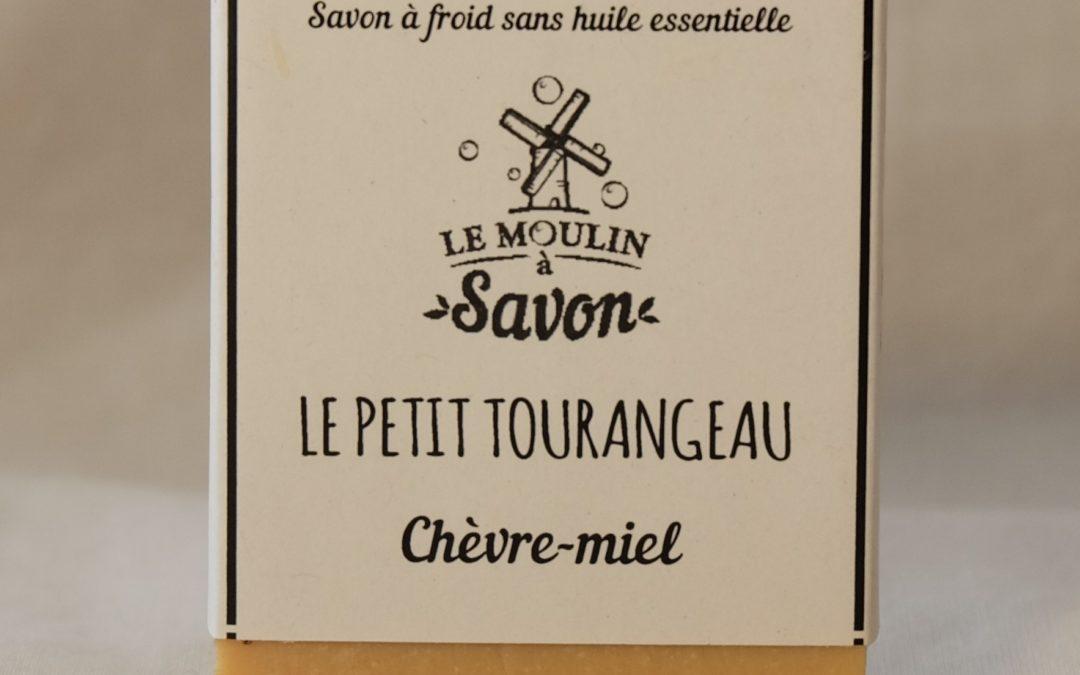 NOUVEAU Le Petit Tourangeau Chèvre-miel